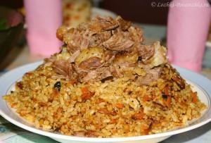 Плов узбекский рецепт с фото