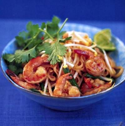 Блюдо-креветки по-китайски