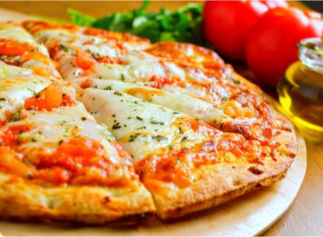 Пицца 23 февраля по-русски