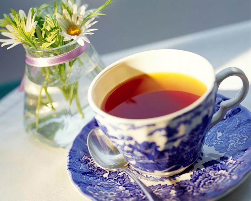 Чай — полезные свойства и разновидности.