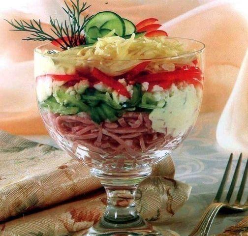 Салат-коктейль «ЗАКУСОЧНЫЙ»