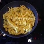 Картофель для азу по-татарски