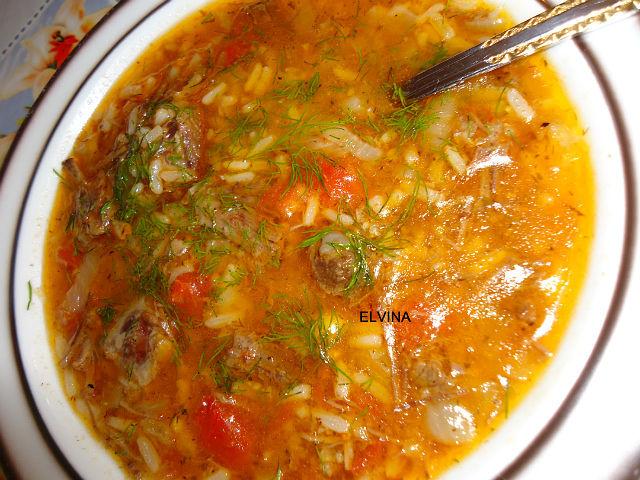 Как приготовить вкусный суп-харчо