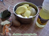 Картофель для драников