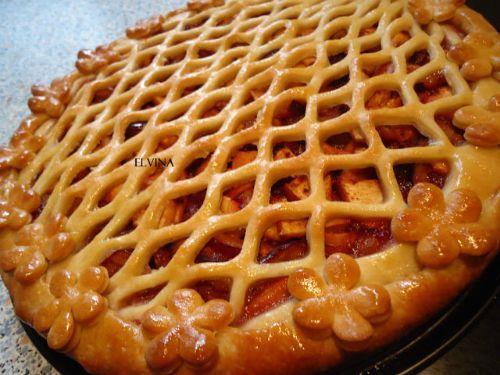 Пирог фруктовый рецепт с фото