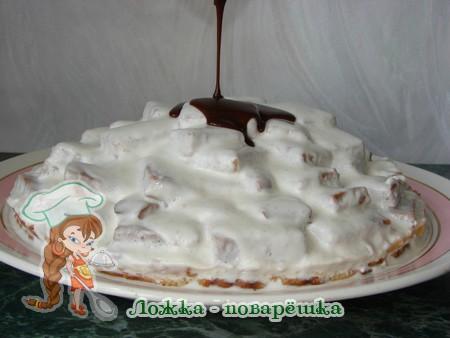 Торт кучерявый пинчер