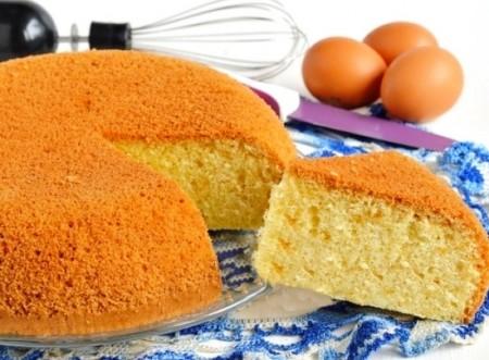 Секреты приготовления бисквита