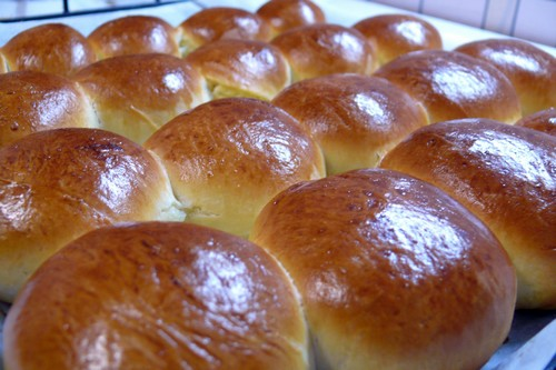 Пирожки с творогом «Нежные»
