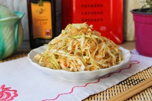 Капуста по-корейски Кимчи