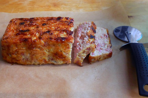 Мясная запеканка с вермишелью быстрого приготовления