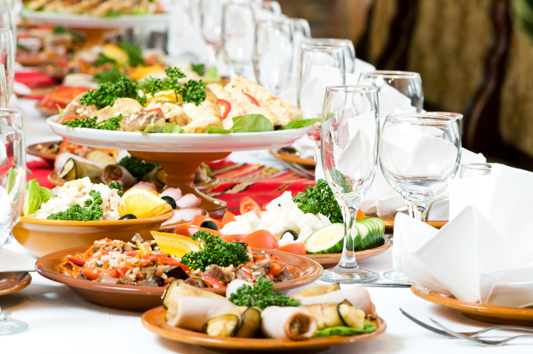 Особенности выбора ресторана для свадьбы