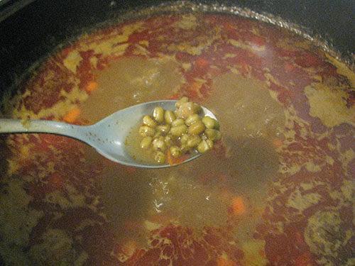 Машевый суп как приготовить
