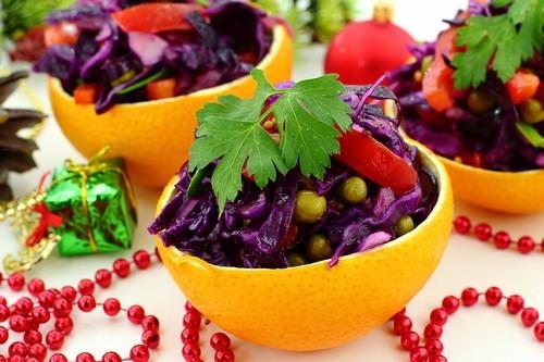 Диетический салат