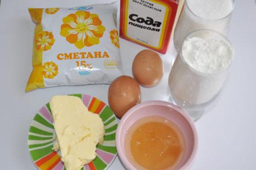 Торт медовик фото 1