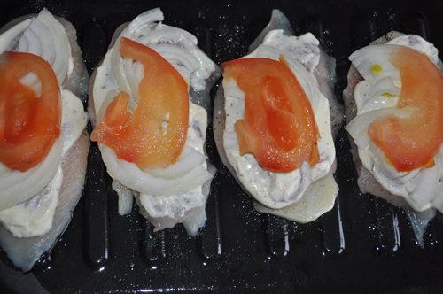 Курица по французски в духовке фото