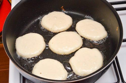 Оладушки на кефире рецепт