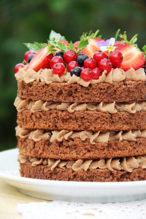 Пряничный торт рецепт с фото