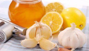 Невероятные свойства чеснока и меда
