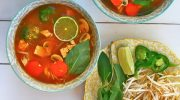 Веганские блюда — 4 вкусных рецепта