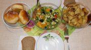 Несколько вариантов домашнего ужина