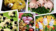 Креативное и красивое оформление обычной еды