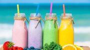 5 рецептов смузи для укрепления и питания волос