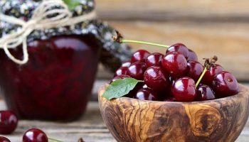 3 простых рецепта из вишни