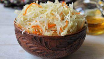 Почему квашеную капусту нужно есть регулярно в холодное время года