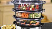 5 продуктов которые лучше готовить на пару, а не в кастрюле