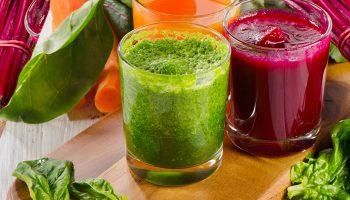 5 овощных смузи которые не уступят по вкусу фруктовым