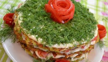 5 тортов с овощной основой которые не уступят по вкусу привычным