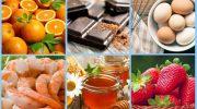 10 продуктов которые лучше избегать аллергикам
