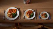 Какие уловки помогают снизить размер порции еды