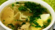 Почему польза супов и бульонов сильно преувеличена