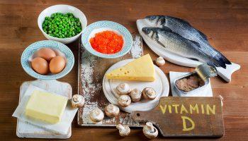 Какие продукты пополнят запас витамина Д даже зимой