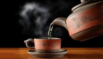 Как пьют привычный нам чай в разных странах мира