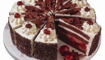 Как нарезать торт если нет ножа под рукой