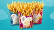 Почему дома никогда не получится пожарить такую картошку фри как в Макдоналдс