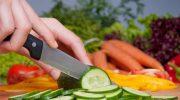 Какие овощи мы чаще всего нарезаем неправильно