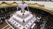 5 самых больших тортов в мире