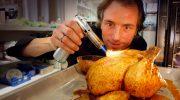 Картофельное пюре вместо мороженого, машинное масло для блеска и еще 5 уловок фотографов еды
