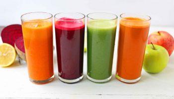 5 видов сока чтобы справиться с сезоном вирусов и простуд