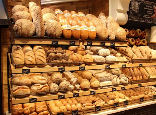 Как сделать обычный хлеб фото 959