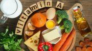 5 продуктов в которых витамина А больше чем в моркови