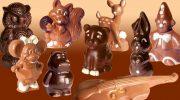Фигурный шоколад: 5 сладких шедевров, потрясающих воображение