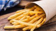 Почему картофель фри перед жаркой надо замораживать