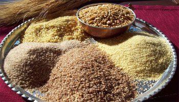 5 разных круп, которые изготовляют из пшеницы