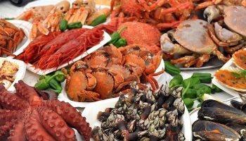 5 морепродуктов которые вы вряд ли пробовали