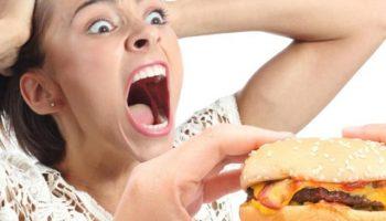 Самые странные пищевые фобии в мире