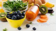 Какие продукты помогают сохранить здоровье глаз